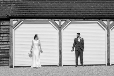 Wood Farm Everdon Wedding