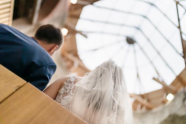 svatba v Kostele Nanebevzetí Panny Marie