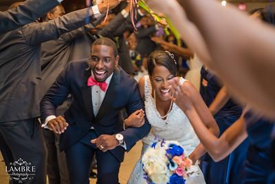 Ricky & Jessica Wedding