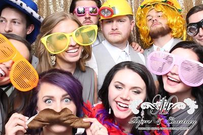 Ryan & Courtney Wedding 12/9/16