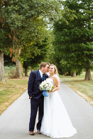 Samantha & Andrew. Married