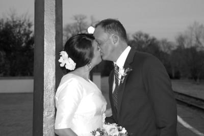 Scott and Susan Wedding  7
