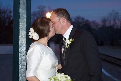 Scott and Susan Wedding  17