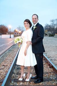 Scott and Susan Wedding  6