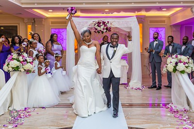 Sergine & Junior Wedding