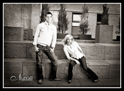 Utah Engagements 174bw