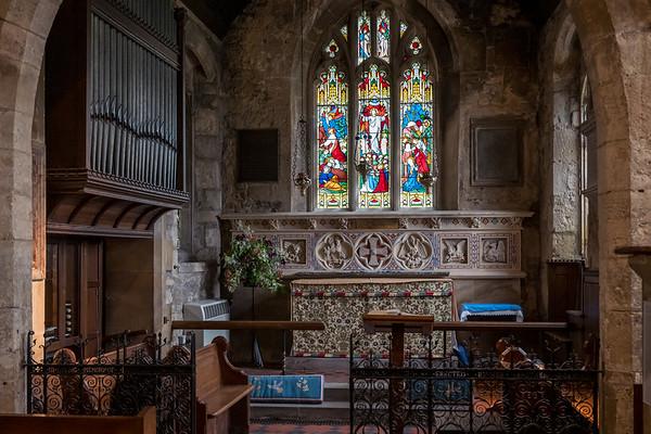 St Mary's, Charlecombe