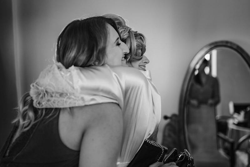 dokumentární svatební fotografie, Vila Barbora