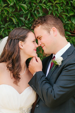 Travis & Lindsay | Wedding