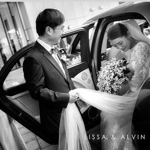 Wedding Day - Lissa & Alvin