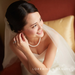 Wedding Day - Lorraine & Samuel
