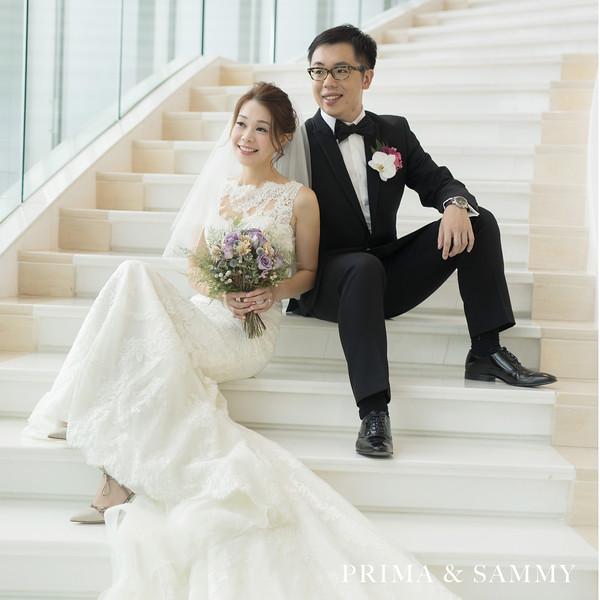 Wedding Day - Prima and Sammy