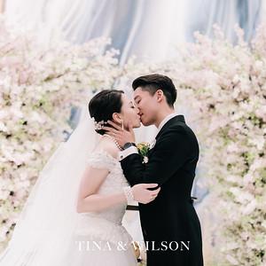 Wedding Day - Tina and Wilson