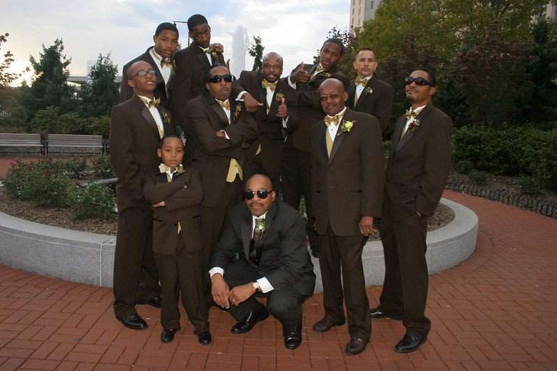 The Kings Wedding Newark New Jersey