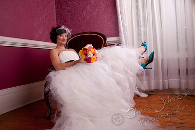 BRIDAL PORTRAIT BY SHERI JOHNSON AT HILL MANOR KENNESAW GA