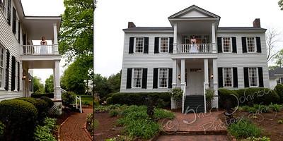 Wedding at Hazlehurst House, McDonough, GA