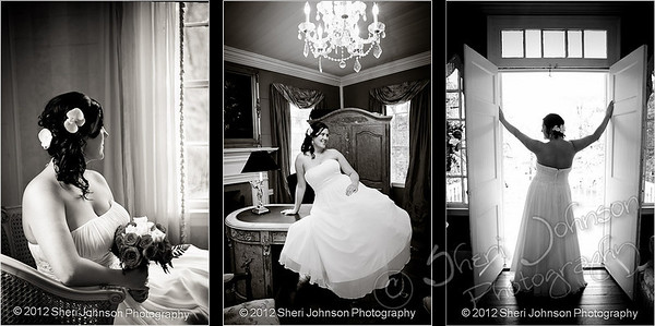 BRIDAL PORTRAITS CHRISTY AT HAZLEHURST HOUSE MCDONOUGH GA
