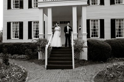 Hazlehurst House Wedding in McDonough, GA