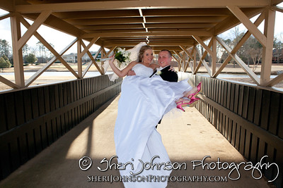 JUST MARRIED AT POLO GOLF & COUNTRY CLUB CUMMING GA