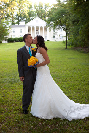 Wes & Katy Wedding