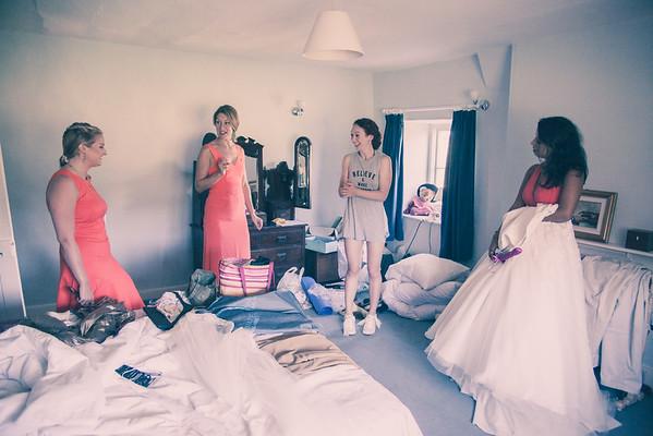 Lou and Tom Somerset Wedding Photography UK