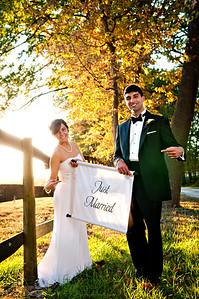 Megan Hall and David Atashroo Wedding at Cedar Creek Resort in Boone County, Missouri