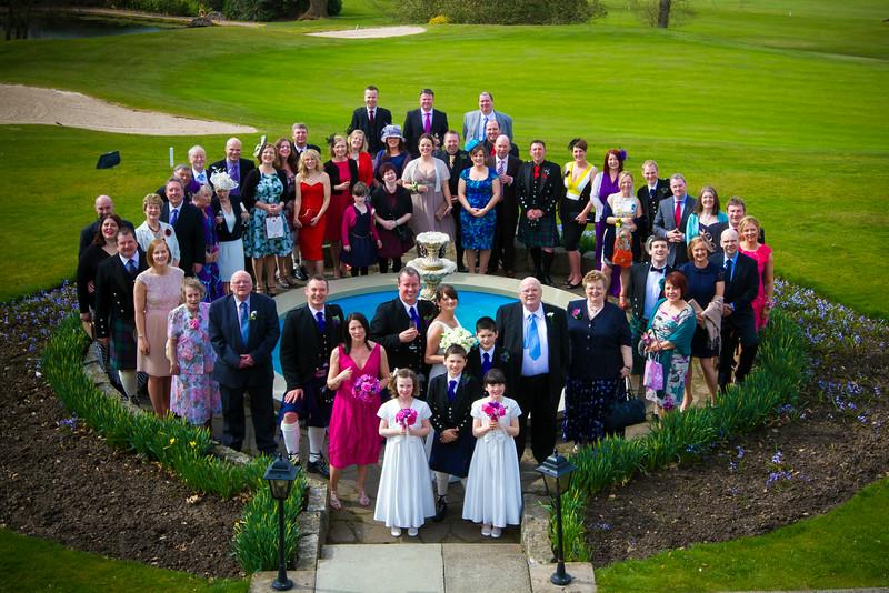 Buchan Wedding