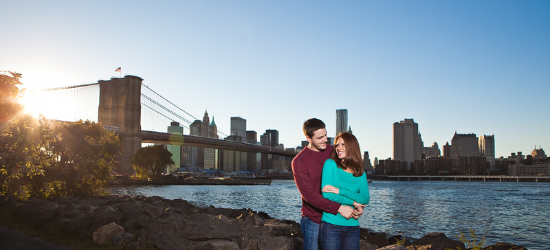 Engagement Session in NYC