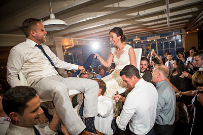 Halli + Andrew || Cleveland Wedding || June 27,2015  Prep: Wyndham Playhouse Square Ceremony & Reception: smARTspace - 78th Street Studios