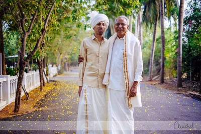 Wedding (Sangita's Parents)