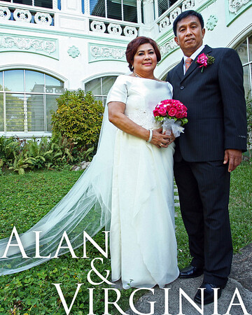 Alan & Virgie