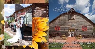 Wedding album cover - image wrap