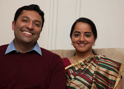 2012 - Karthik and Aparna's 3rd