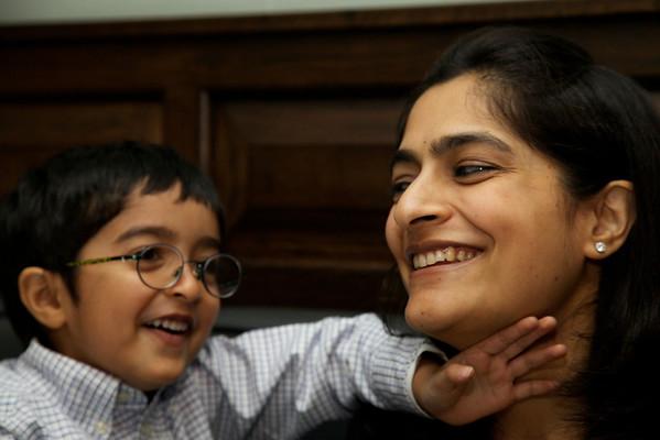 sriram and ramya - 13th at dishoom (london)