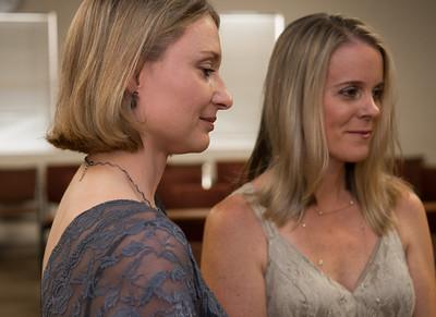 Michelle & Leigh