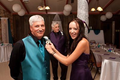 Brian and Sara - September 17th 2011