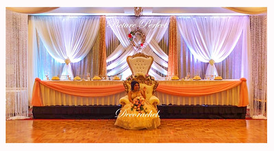 Picture Perfect Decorations BACKDROP