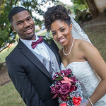 Carlos & Ashley Calloway Jr. Wedding 2017