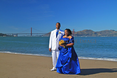 Carlton & Monet as Husband & Wife
