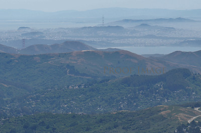 Marin and San Francisco Vista's