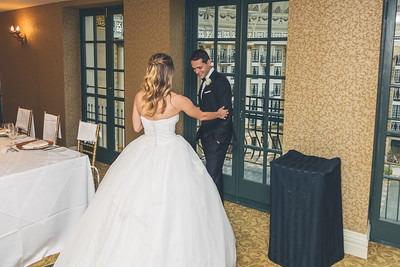Wedding at West Baden Springs Hotel, Indiana