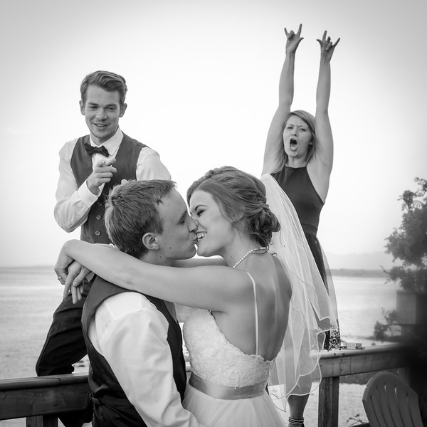 Brittany and Chris, Campbell River