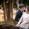 From Israel to Spain for their wedding!