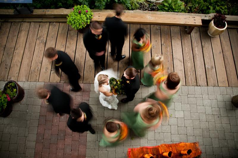 Granville Island Wedding Party