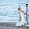 Becca and Jonathan, Nerja Spain