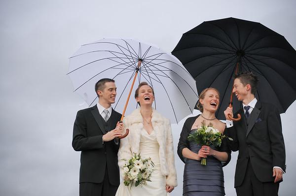 North Vancouver Wedding