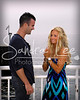 Photographer, Sandra Lee captured this special moment for this beautiful couple in Bay Harbor, Mi.