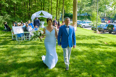 Wedding at The Indianapolis Yacht Club