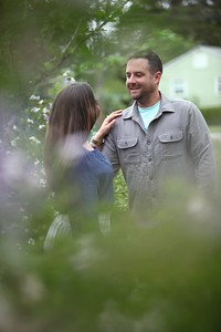Casey and Rebekahs Engagement Session
