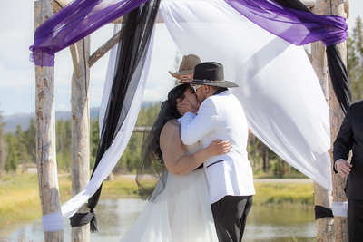 Collin & Vanessa's Wedding Ceremony